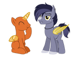 You're Adorable Collab (OPEN) by CrystalPonyArt7669
