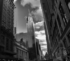 Gaudy 42nd Street by steeber