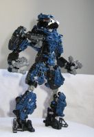 Lego Bionicle: ze Brute by retinence