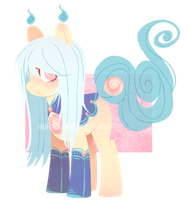 {Auction - Closed} Solutai Pony Adopt by S-Adopts