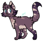 // purple much? : adoptable : closed \\ by Spinach-Bowl
