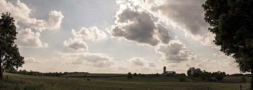 Country Pano by Mckronic
