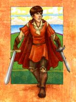 King Edmund the Just by Deisi