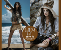 Photopack 185 - Caitriona Balfe by photoshootarchive