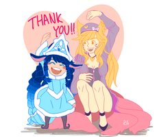 thank you! by Nanghyang