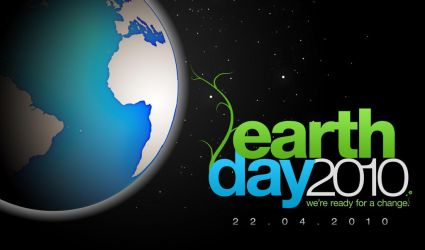 Earth Day Wallpaper by Anton101