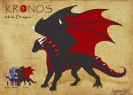 Dragon Kronos by Lylenn