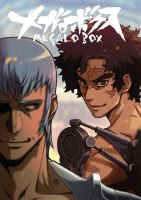 Megalo Box by Arasdel