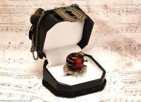 Rosarium Ring Box 1 by Necrosarium