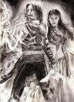 Prince of Persia by detasar