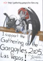 I support the Gathering by Neomae