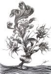 Surreal Bouquet by giorjoe