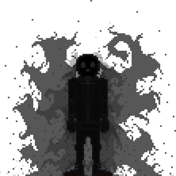 Large Grue Sprite (Shadows) by GreatWyrmGold