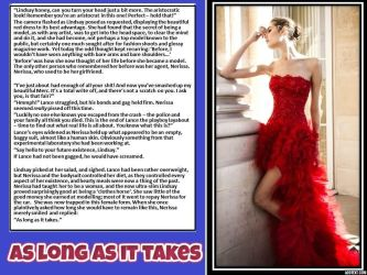 As long as it takes (request for Explicit-Cryptid) by p-l-richards