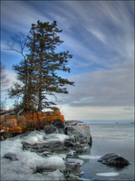Yellowrock Point by wb-skinner
