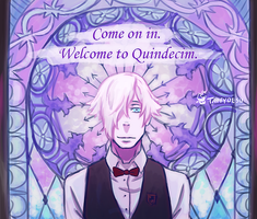 Welcome to Quindecim! by TaffyDesu