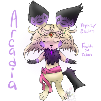 Arcadia contest Entry by Momo-butt