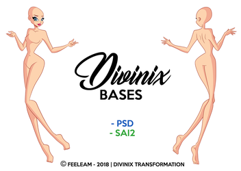 DIVINIX BASES PACK by Feeleam