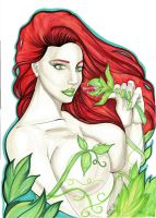 Poison Ivy by Lewiscomicarts