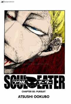 Justin Cover Manga Color by Xarante