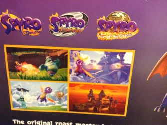 Spyro - Reignited Trilogy Promo Poster Box by DazzyADeviant