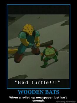 TMNT Demotivational 003 by GhostlyProductions