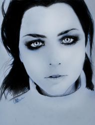 Amy Lee by MartaRyden