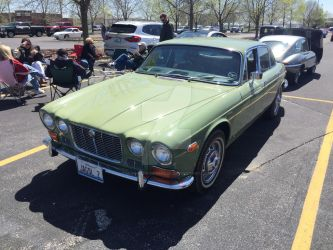 Jaguar XJ Series 1 by iannathedriveress