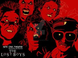 The Lost Boys by monsterartist