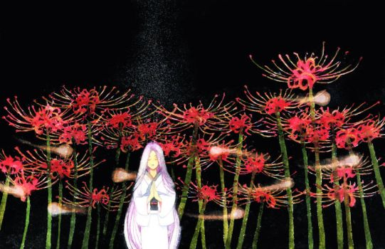 Song of lycoris by muttiy