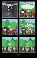 A typical Merlin episode - 13 by Xyrten