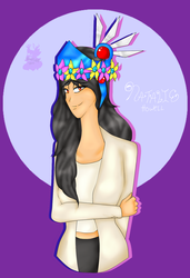 .:Roblox/C.E:. Natalie Howell of Spectrum by ErinFlame