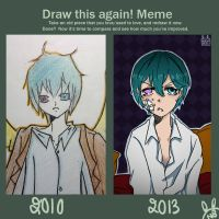 Before And After Ciel by CameliaPham