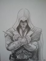 Ezio by Melidraw