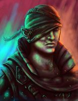 Iorveth by BlackAssassiN999
