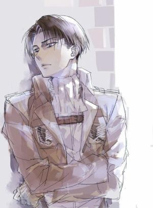 Levi x Reader - Stealing the Corporal's Cravat by KittyPhantomhive14