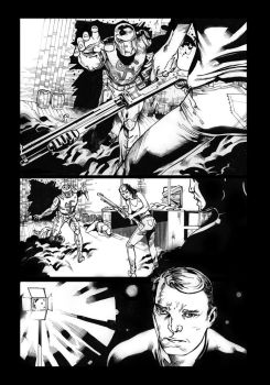 TopCow Talent Hunt page 3 by atagunilhan