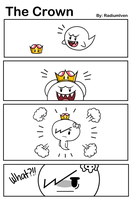 The Crown: The True Booette! by RadiumIven