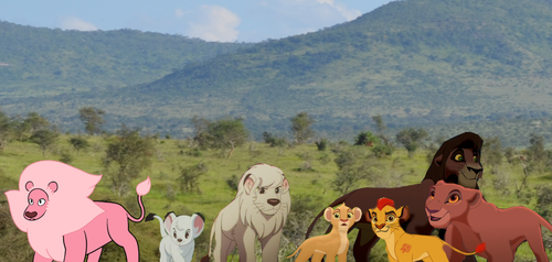 Favorite Lions by caninesrock