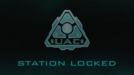UAC Station Locked Screensaver by YuukiMinoru