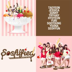 Gee Sundae Wallpaper by soshified