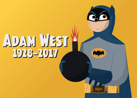Adam West by Jarvisrama99