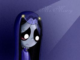 Miss Misery by GaspardART