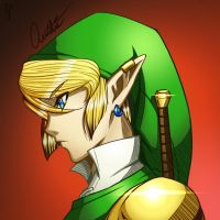 MG Link colored by Tharene