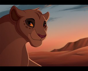 From the Outlands [Art Trade] by KohuStudios