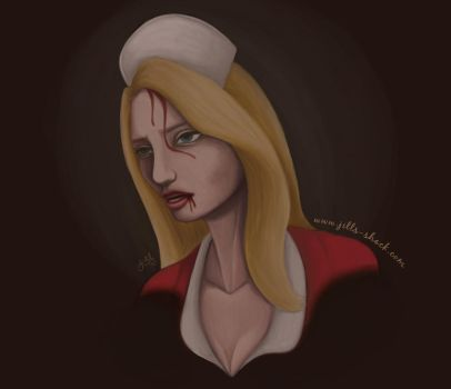 Lisa Garland by gravediggerjill