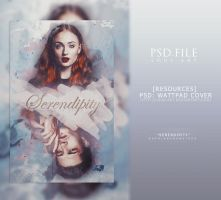 Serendipity (PSD WATTPAD COVER) by lous-art