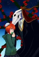 The Ancient Magus' Bride [Sweet Night] by vanillaxbiscuit