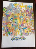 Pokemon 20th Anniversary - Drawing (Live version) by FTFTheAdvanceToonist