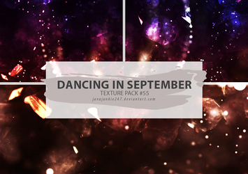 Textures #55 - Dancing In September by JJ-247